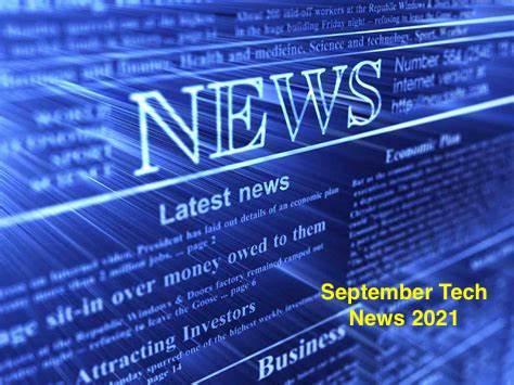 china tech newsletter september 2021,